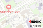 Схема проезда до компании Азия-SPA в Новосибирске