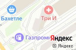 Схема проезда до компании Комплекс Бар в Новосибирске