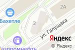 Схема проезда до компании ЕСК-Строительная компания в Новосибирске