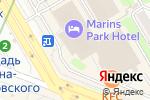 Схема проезда до компании BEERMAN & GRILL в Новосибирске