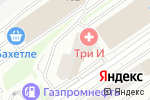 Схема проезда до компании ВИЖУ в Новосибирске