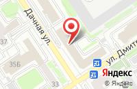 Схема проезда до компании Рэлсиб в Новосибирске