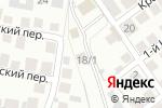 Схема проезда до компании Промупак-Новосибирск в Новосибирске