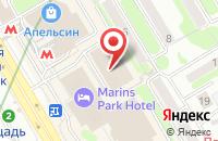 Схема проезда до компании Нгс.Новости в Новосибирске