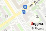 Схема проезда до компании МФЦ в Новосибирске