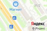 Схема проезда до компании Муниципальная Новосибирская аптечная сеть в Новосибирске