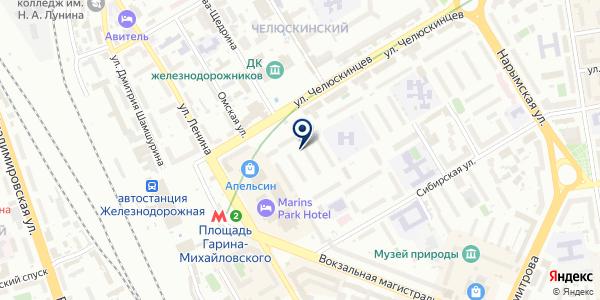 Аварийная служба вскрытия замков на карте Новосибирске