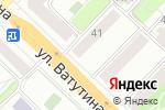 Схема проезда до компании Сеть мастерских в Новосибирске
