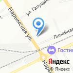 Пивная лавка на карте Новосибирска