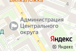 Схема проезда до компании АКБ Связь-банк, ПАО в Новосибирске