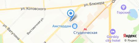 Spectr на карте Новосибирска