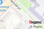 Схема проезда до компании 4 УГЛА в Новосибирске