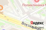 Схема проезда до компании Мир Бумаги в Новосибирске