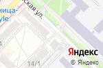 Схема проезда до компании Лазерпринт в Новосибирске