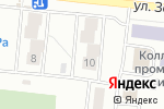Схема проезда до компании Ванадзор в Новосибирске