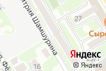 Схема проезда до компании Спецкомплектгазстрой, ЗАО в Новосибирске