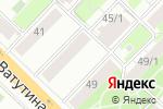Схема проезда до компании Афазиолог поможет в Новосибирске