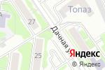 Схема проезда до компании Славица в Новосибирске