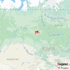 Weather station ua9htz in Kolpashevo, Tomsk Region, Russia