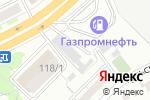 Схема проезда до компании АвтоКредо в Новосибирске
