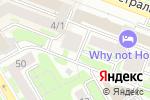 Схема проезда до компании Лабиринт.ру в Новосибирске