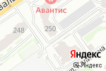 Схема проезда до компании ВНИМАНИЕ в Новосибирске