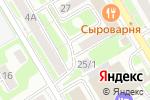 Схема проезда до компании Альта-Сиб в Новосибирске