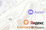 Схема проезда до компании Торговый дом Велига в Новосибирске