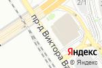 Схема проезда до компании Эдем в Новосибирске