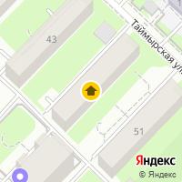 Световой день по адресу Россия, Новосибирская область, Новосибирск, ул. Ватутина,47