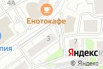 Схема проезда до компании Бухгалтер54 в Новосибирске