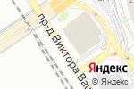 Схема проезда до компании Климат Комфорт в Новосибирске