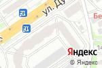 Схема проезда до компании Магнум в Новосибирске