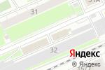 Схема проезда до компании Импульс в Новосибирске