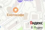 Схема проезда до компании Мастер в Новосибирске