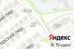 Схема проезда до компании У соседа в Новосибирске