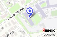 Схема проезда до компании ОБЩЕОБРАЗОВАТЕЛЬНАЯ КАДЕТСКАЯ ШКОЛА-ИНТЕРНАТ СИБИРСКИЙ КАДЕТСКИЙ КОРПУС в Новосибирске