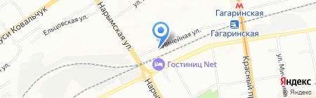 REFORMA на карте Новосибирска