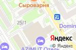 Схема проезда до компании #СИБИРЬСИБИРЬ в Новосибирске