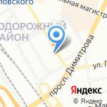 Новосибирский государственный краеведческий музей на карте Новосибирска