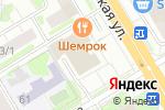 Схема проезда до компании Бош-Сименс в Новосибирске