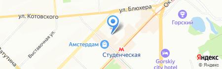 Цифровые технологии на карте Новосибирска
