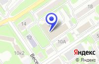 Схема проезда до компании ПРОЕКТНЫЙ ИНСТИТУТ ГОСРАДИОПРОЕКТ в Новосибирске