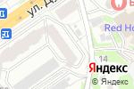 Схема проезда до компании VEKTOR в Новосибирске