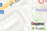 Схема проезда до компании СТАФФКОНС в Новосибирске