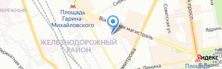 ALDO COPPOLA на карте Новосибирска