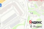 Схема проезда до компании Единство в Новосибирске
