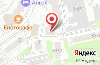 Схема проезда до компании Куйбышевская Хладобойня в Новосибирске