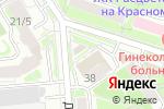 Схема проезда до компании Сельский пекарь в Новосибирске