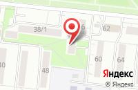 Схема проезда до компании АБВ-маркетинг в Новосибирске